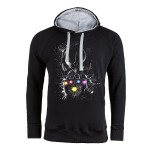 MARVEL BLUZA Z KAPTUREM MARVEL POWER