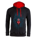 MARVEL BLUZA Z KAPTUREM MARVEL SPIDERMAN