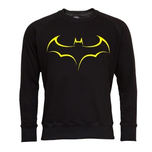 BATMAN BLUZA MĘSKA BATMAN YELLOW