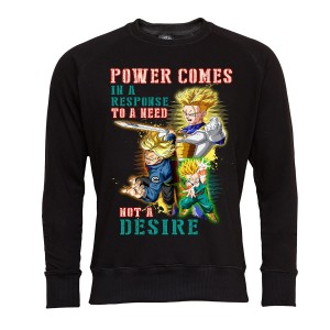 DRAGON BALL Z BLUZA MĘSKA DRAGON BALL Z HEROES GAMES MOVIE 2