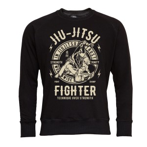 MARTIAL ARTS BLUZA MĘSKA JIU JITSU FIGHTER