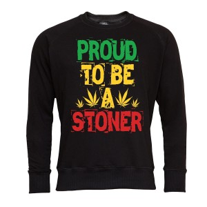 REGGAE BLUZA MĘSKA PROUND TO BE A STONER