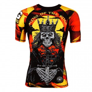 RASHGUARD KING OF THE RING